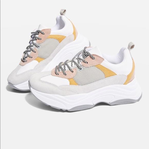 Topshop Shoes   Topshop Ciara Chunky